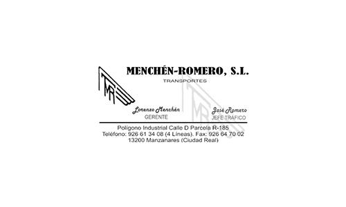 MENCHEN ROMERO